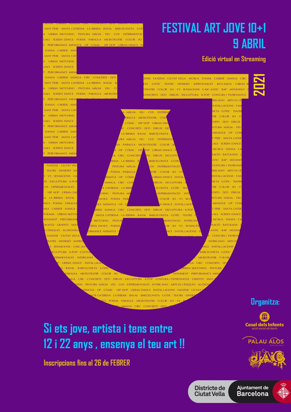 Festival Art Jove 2021