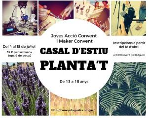 projecte planta'tflowers