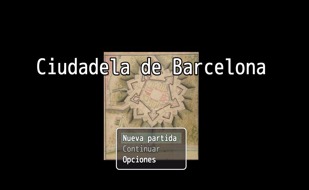 """Jugueu a """"Ciutadella de Barcelona"""""""