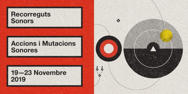 Recorreguts Sonors 2019 : horaris dels directes