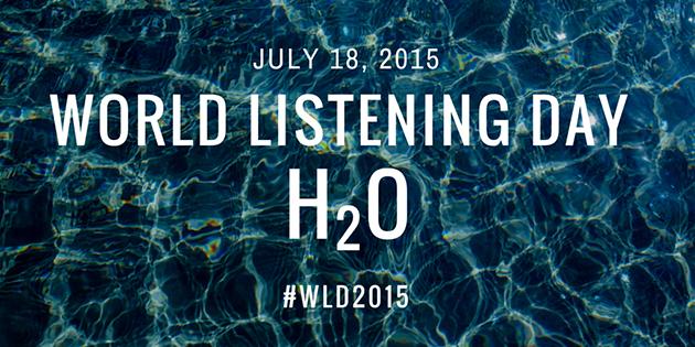 #WLD2015 : Dia mundial de l'Escolta 2015