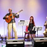 Oriol Tramvia canta poetes catalans