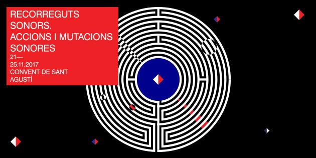 Directes per dia: Recorreguts Sonors 2017