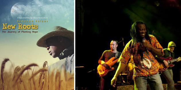 Nit amb CEHDA : Documental New Roots i Concert de BGR al Claustre