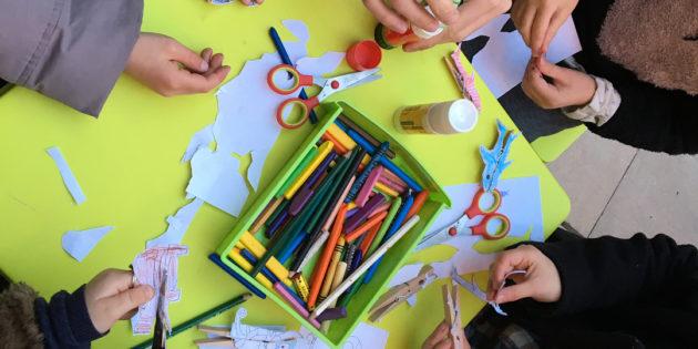 Activitats per a infants i famílies amb SDIA Convent