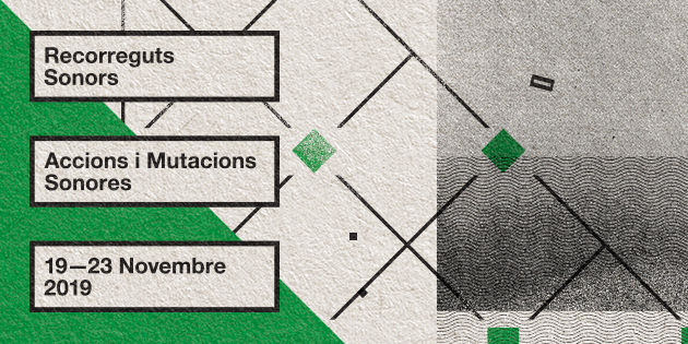 Convocatòria d'instal·lacions Recorreguts Sonors 2019