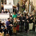 [Exposició] Col·lectiva del Taller de Pintura de l'Associació de Veïns del Casc Antic