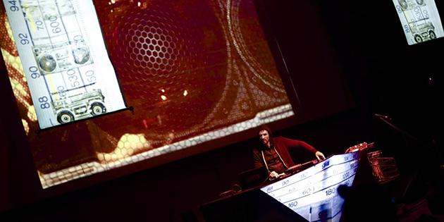 Festival Vèrtex : Música i dialèctiques sonores : 4 i 5 de desembre