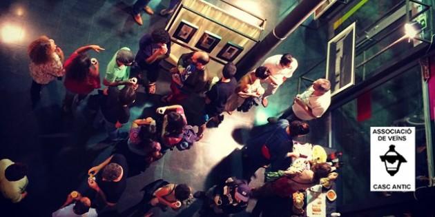 [Exposició] Exposició col•lectiva Taller de Pintura de l'Associació de Veïns del Casc Antic