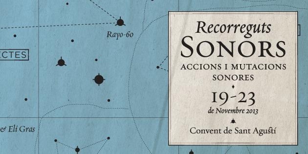 Recorreguts Sonors : Accions i Mutacions Sonores : Segona Edició