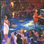 [Exposició] Vibracions – Montserrat Calsina