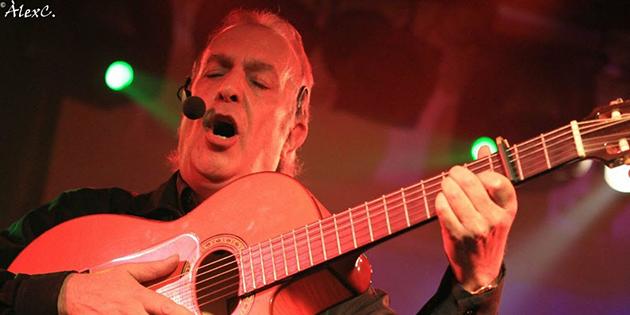 Concert de Peret Reyes al Zero3