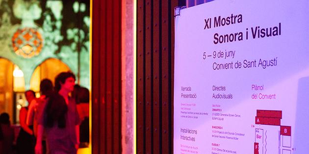 La XI Mostra Sonora i Visual en imatges