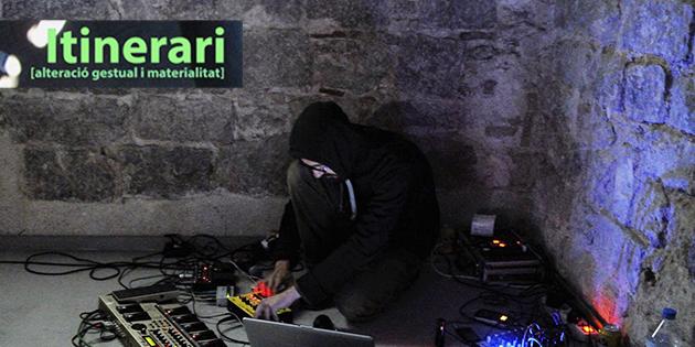 Cicle d'experimentació sonora a càrrec d'Art Mirall
