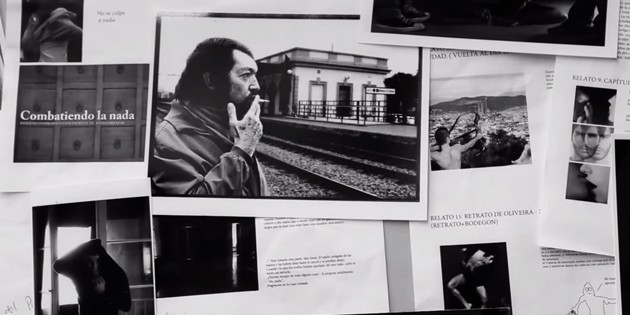 Combatir la Nada : Exposició fotogràfica: homenatge a Cortázar