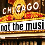 """Chicago, it's not the musical amb """"Over the rainbow"""""""