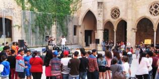 Arriba FAJ : Festival d'Acció Jove 2015