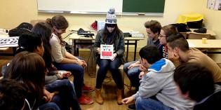 Workshop de Tecnologia avançada a l'aula