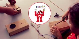MakerVacances de Nadal per a nens de 7 a 12 anys!