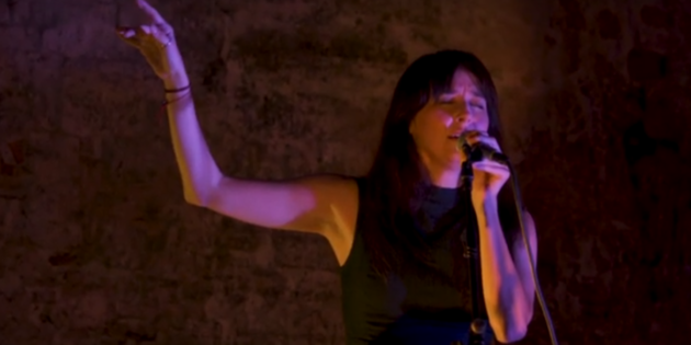 Nihan Devecioglu, Sasha Agranov i Oriol Roca, entrevista i concert