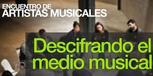 Trobada d'artistes musicals amb Plataforma/C