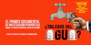 [Projecció] Documental : Trileros del Agua